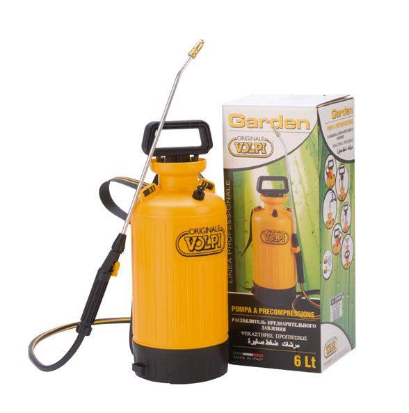 Pompa a pressione GARDEN 6L Volpi