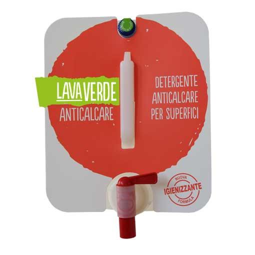 Lavaverde Anticalcare Detergente anticalcare per superfici